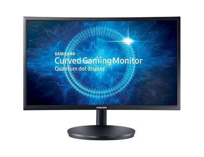 "Picture of Samsung 24"" Curved LED Monitor"