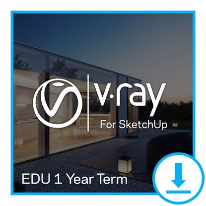 Picture of EDU 1 Year Term - V-Ray for SketchUp
